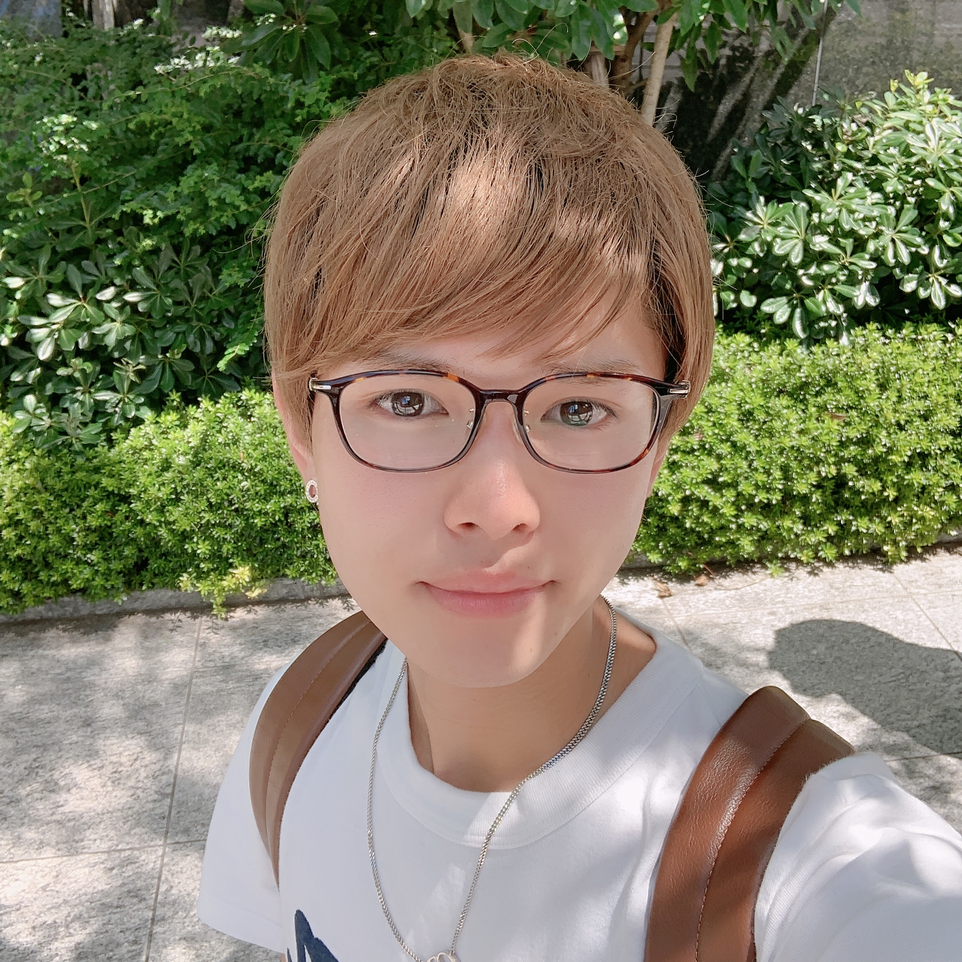 NATSUKI(ナツキ) 髪色